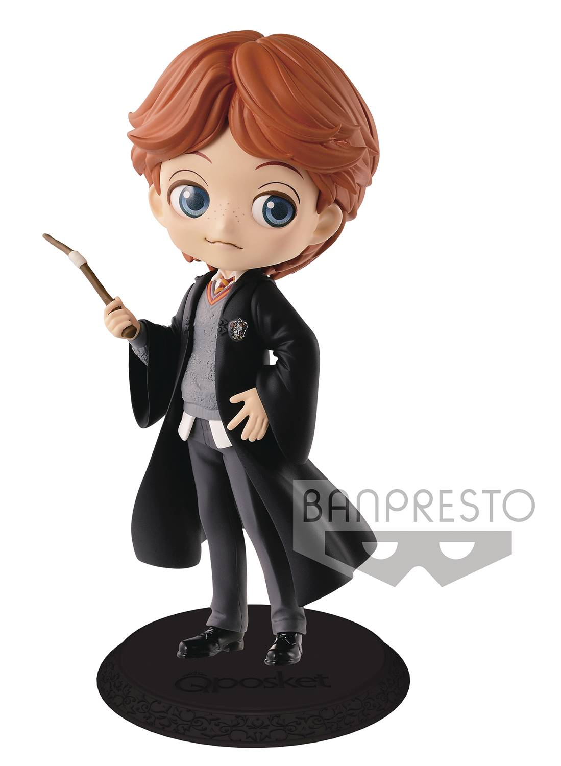 Banpresto Harry Potter Ron Weasley Q-Posket Figure